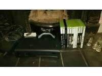 Xbox 360 & 11 games