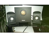 PHILIPS SPA1330/05 2.1 MULTIMEDIA SPEAKERS
