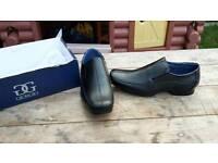 Brand new boxed giorgio mens shoes size 10