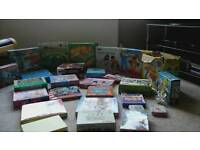 Large bundle of games and jigsaw from 3 years up