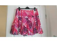 Pretty Warehouse pleated skirt size 12