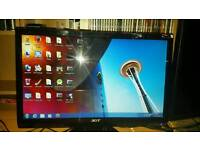 Acer 19inch monitor