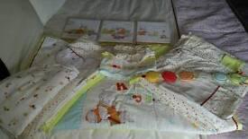 Humphreys corner bedding and curtain bundle **bargain**