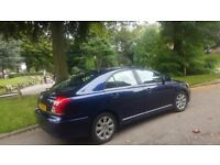TOYOTA AVENSIS AUTOMATIC, 57 REG, 73K MILES, HPI CLEAR, 1.8, 1 YEAR MOT, DELIVERY AVAILLABLE