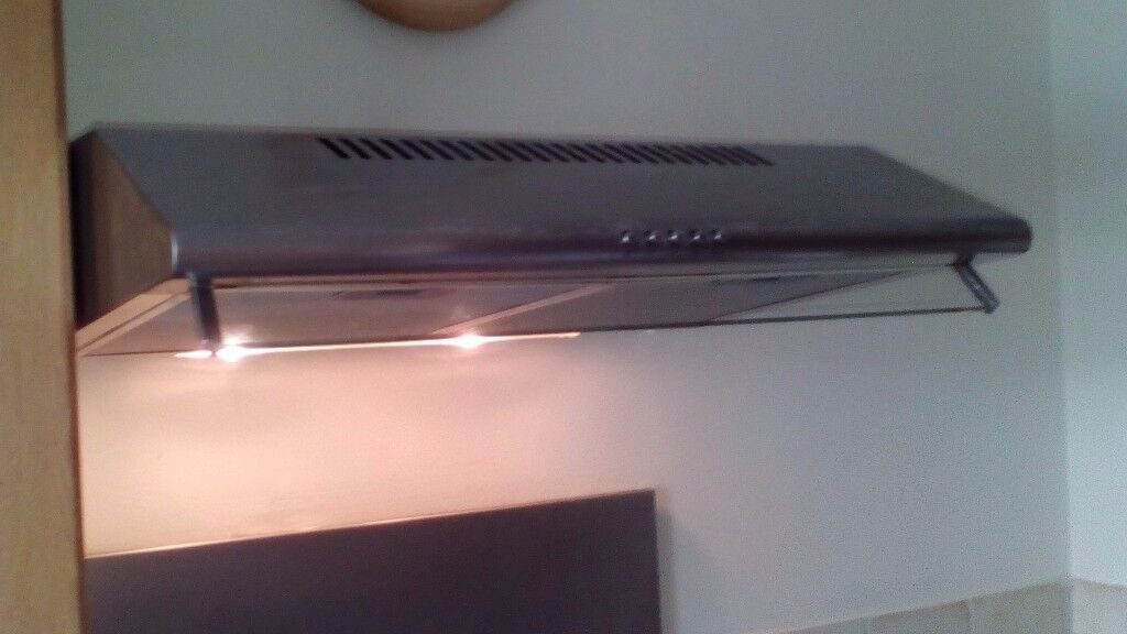 stainless steel cooker extractor fan- NEED GONE ASAP