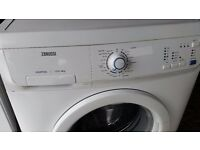 Zanussi Essentials 6 Kg 1200 Spin Washing Machine FREE DELIVERY 10 miles BURNLEY