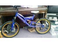 Muddyfox mountain bike 7- 10