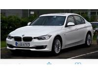 Breaking BMW 3 series F30 saloon for spares