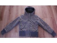 H&M Women's Winter Jacket Coat Size 38 (UK 12)