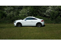 AUDI TT 2.0 TFSI S LINE SPEACIAL EDITION NAVIGATION