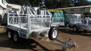 TANDEM TRAILERS NEW SUNNY TRAILERS 9 x 5 Maroochydore Maroochydore Area Preview