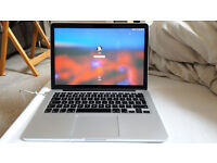 Macbook Pro 2015 16GB 256SSD 2 Year Apple Care