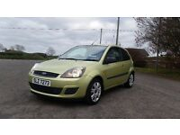 *!*LOW MILES*!* 2006 Ford Fiesta 1.25 Style Climate **FULL YEARS MOT** **ONE LADY OWNER FROM 2009**