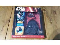 STAR WARS Darth Vader Bath Set Brand new and sealed