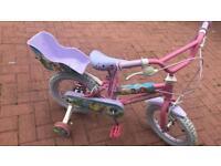 """Disney bike 14"""""""