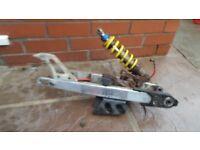 Gas Gas TRX 250 various parts, swinging arm, subframe... JOB LOT £80 ono