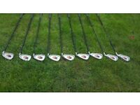 Large Collection of Club Sets and Vintage Clubs for Re-sale or Use