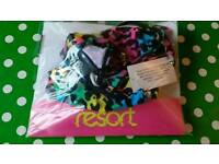 BNWT LADIES SIZE 14 BIKINI RESORT BRANDED