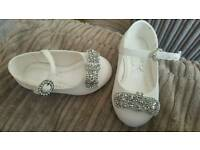 Bridesmaid Shoes toddler size 4