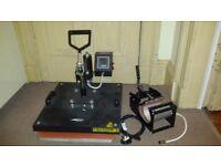 Artech Swing Heat Press and Mug Press Clamp