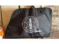 Bicycle carrier bag