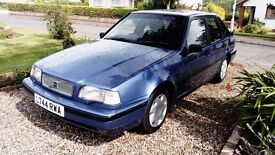 Volvo 440 Li 1.8 - becoming rare and in great condition for age.