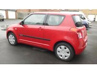 2010 suzuki swift 1.3 ,12 month mot very cheap to run