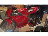 Ducati 748 Biposto 1999