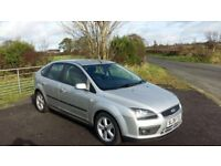 2006 Ford Focus Zetec 1.6 TDCi Turbo Diesel, Mot'd March 18,Serviced, Economical, Warranty