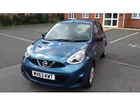 Nissan micra long mot showroom condition