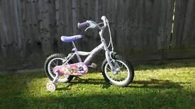 Girls Apollo 14in bike