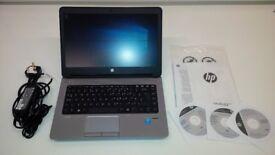 "*** HP ProBook 640 G1 14"" Intel Core i5 Business Laptop - £220 ***"