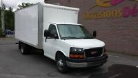 2014 GMC Savana 3500 1WT LOW LOW KM 6.0