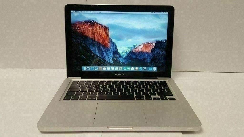 Apple MacBook Pro 13 inch Core i7 2 9GHz 8gb Ram 500gb