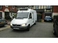 Mercedes Sprinter Fridge /Freezer
