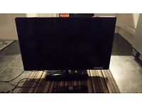 28 inch lcd with remote control