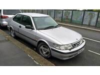 1999 Saab 9-3 2.3 75k miles, one owner, FSH