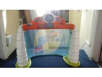 Chicco toy football goal