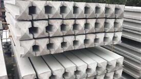 ⚠️Concrete Fencing Posts - Various Sizes Available