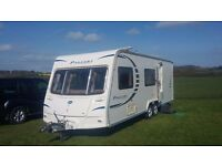 Touring caravan bailey pageant ardennes series 7 2009