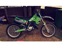 KX125 1993