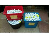 Golf balls prov1 prov1x and mixed
