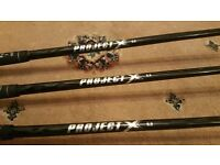 Ping i20 Woods Project X Black Shafts