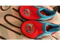 Boys surf shoes