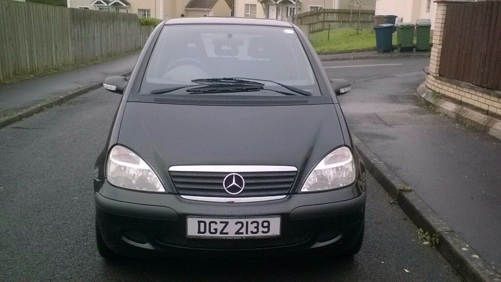2004 Mercedes A140, 89000 miles, 1 years MOT,maybe swap.(vw,audi,peugeot,renault)
