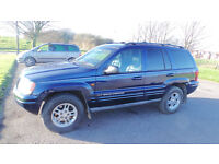 Jeep Grand Cherokee 4.0L Only 78713 miles
