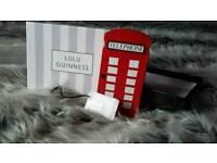 Lulu Guinness phone holder