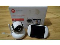 Motorola MBP36S Baby Video Monitor