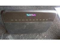Talk Talk Broadband Router with PSU