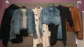 Womens coat bundle